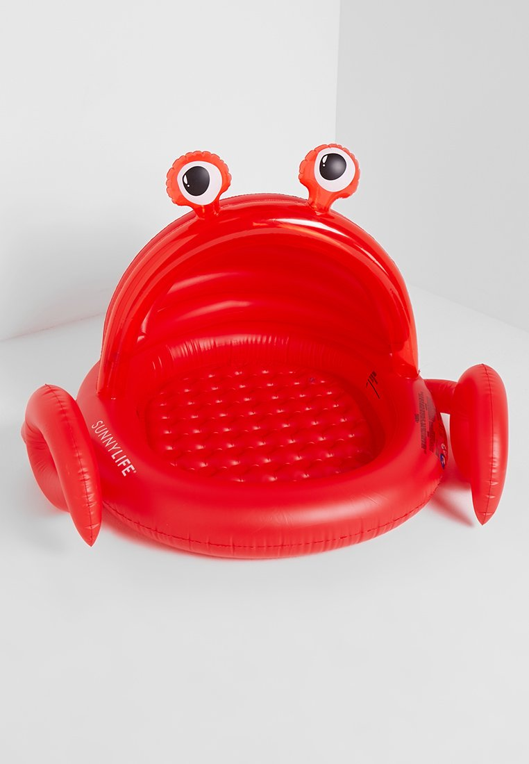 Sunnylife - KIDDY POOL - Accessoires Sonstiges - red
