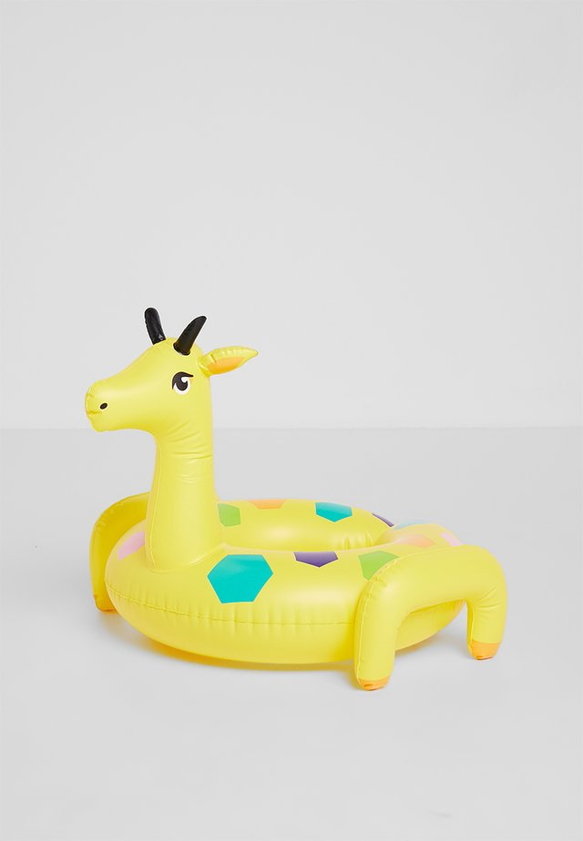 KIDDY FLOAT GIRAFFE - Zabawka - yellow