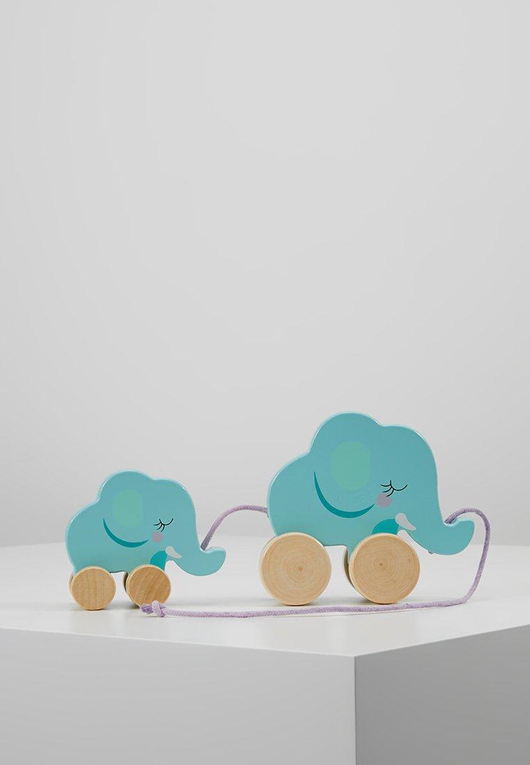 Sunnylife - PUSH PULL TOY - Spielzeug - blue