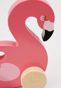 Sunnylife - PUSH PULL TOY - Juguete - pink - 2
