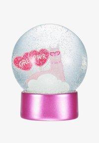 Sunnylife - GLITTER GLOBE - Decorazione - pink - 1