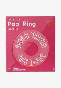 Sunnylife - POOL RING  - Complementos de playa - neon pink - 2