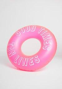 Sunnylife - POOL RING  - Complementos de playa - neon pink - 1