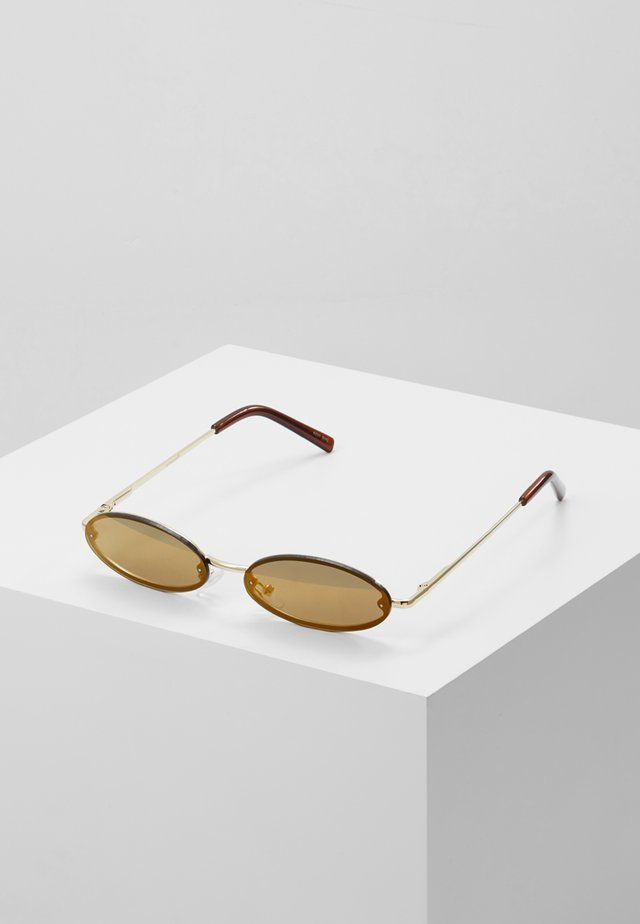 6231 - Sunglasses - pale gold-coloured/gold-coloured brown