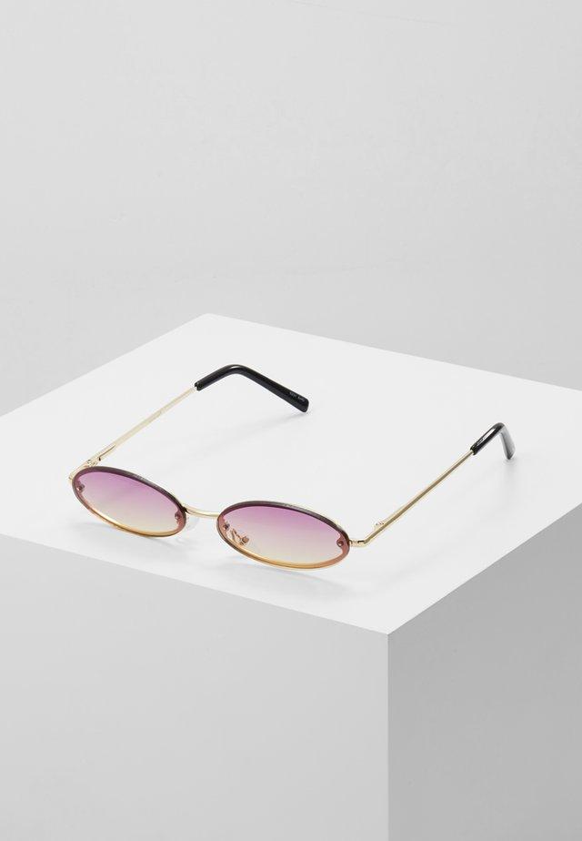 6231 - Sunglasses - pale gold-coloured/purple