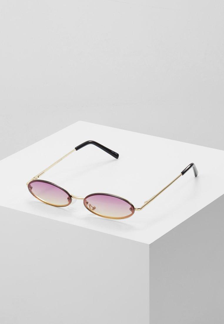 Sunheroes - Sunglasses - pale gold-coloured/purple
