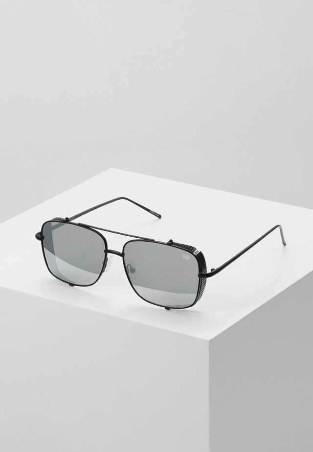 Zonnebril - matt black/silver-coloured