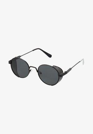 Sunglasses - matt black/smoke