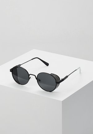 Sonnenbrille - matt black/smoke