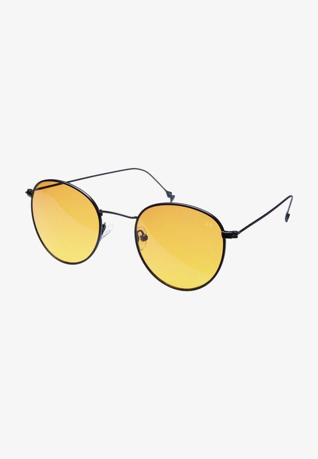 SUNHEROES SUNGLASSES IL CAPO - Okulary przeciwsłoneczne - matt black