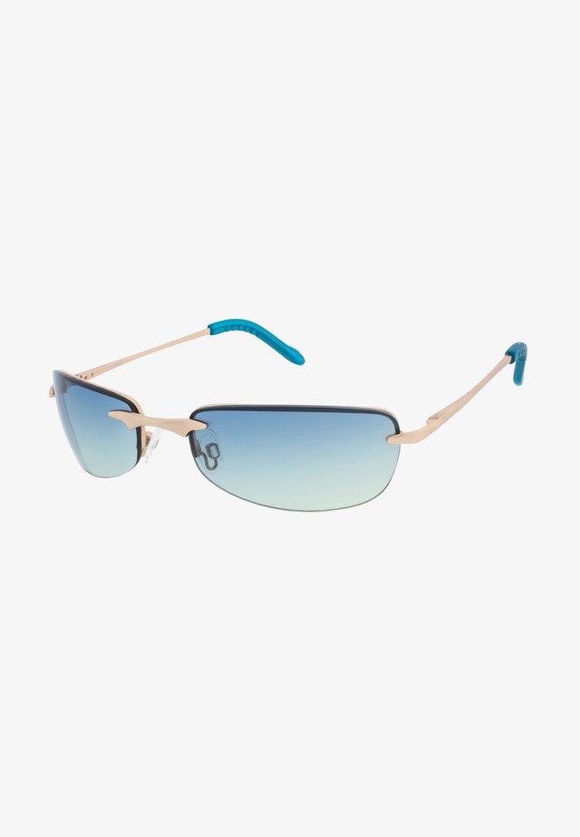 FLEMMING - Sunglasses - matt gold