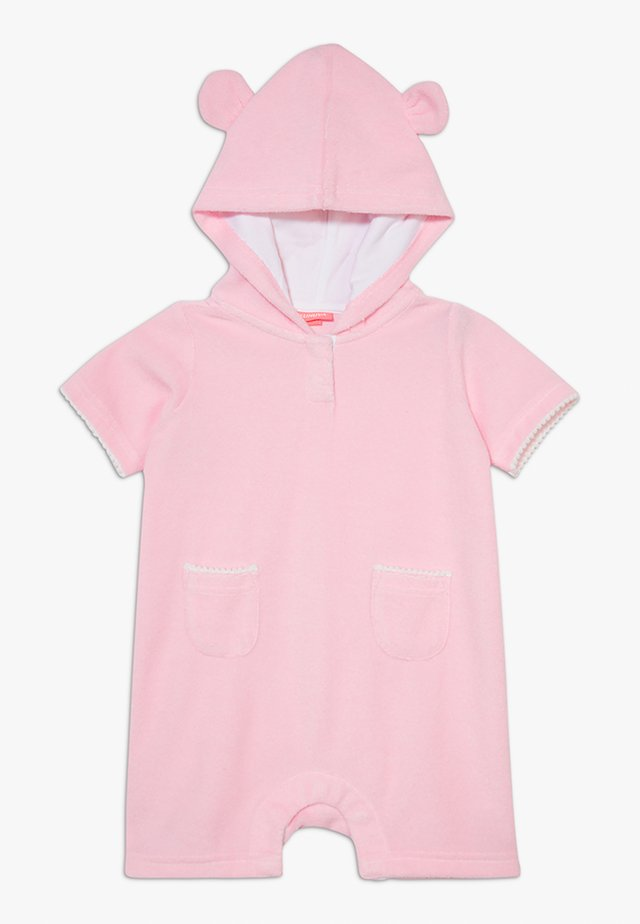 TOWELLLING ONESIE - Overal - pink
