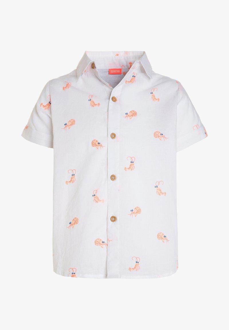 Sunuva - BABY BOYS  - Hemd - white