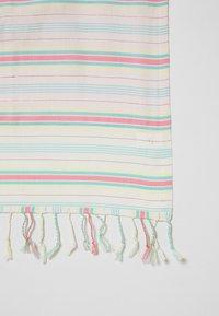 Sunuva - GIRLS PINK HORIZONTAL STRIPE BEACH TOWEL - Plážová osuška - pink - 2