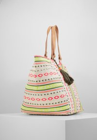 Sunuva - GIRLS TRIBAL STRIPE BEACH BAG - Tote bag - multi - 4