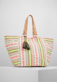 Sunuva - GIRLS TRIBAL STRIPE BEACH BAG - Tote bag - multi - 0