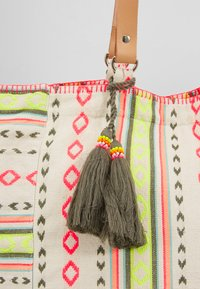 Sunuva - GIRLS TRIBAL STRIPE BEACH BAG - Tote bag - multi - 2