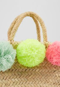 Sunuva - GIRLS POM POM BEACH BASKET - Handbag - multi - 2