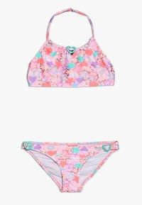 Sunuva - GIRLS BEADED HEART - Bikini - baby pink - 0