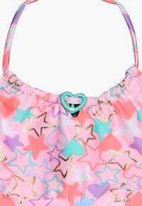 Sunuva - GIRLS BEADED HEART - Bikini - baby pink - 4