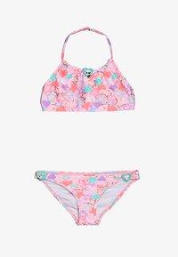 Sunuva - GIRLS BEADED HEART - Bikini - baby pink - 3
