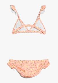 Sunuva - GIRLS FRILL STRAP - Bikini - orange sorbet - 1