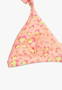 Sunuva - GIRLS FRILL STRAP - Bikini - orange sorbet - 2