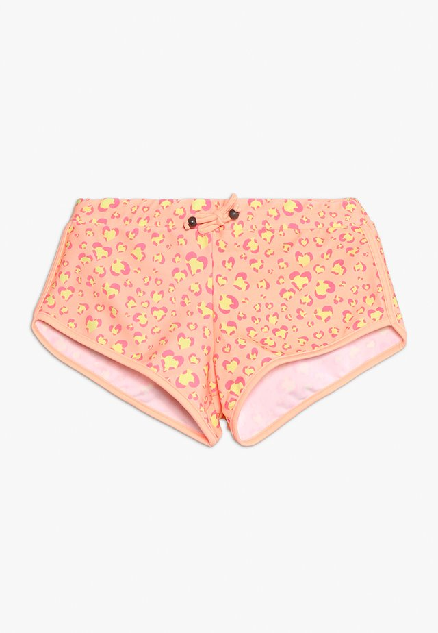 GIRLS SURF SHORT - Short de bain - orange sorbet