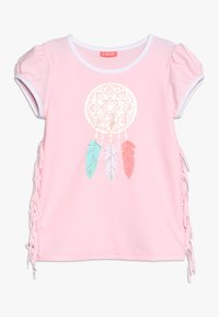 Sunuva - GIRLS CAP SLEEVE RASH - T-shirt de surf - baby pink - 0