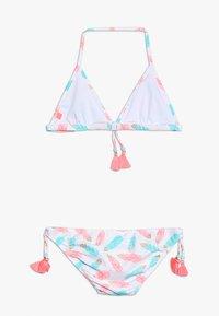 Sunuva - GIRLS TRIANGLE - Bikini - white - 1