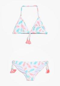 Sunuva - GIRLS TRIANGLE - Bikini - white - 0