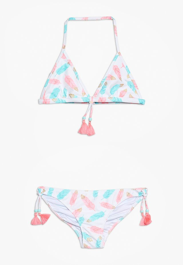 GIRLS TRIANGLE - Bikini - white