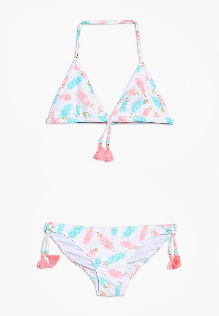 Sunuva - GIRLS TRIANGLE - Bikini - white