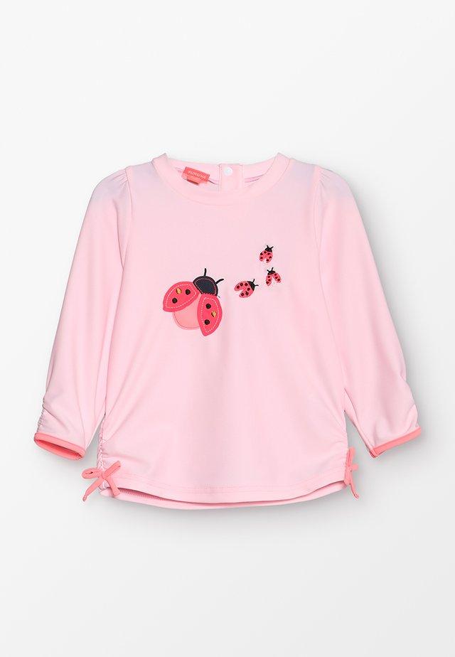 BABY GIRLS CLASSIC RASH - Koszulki do surfowania - pink