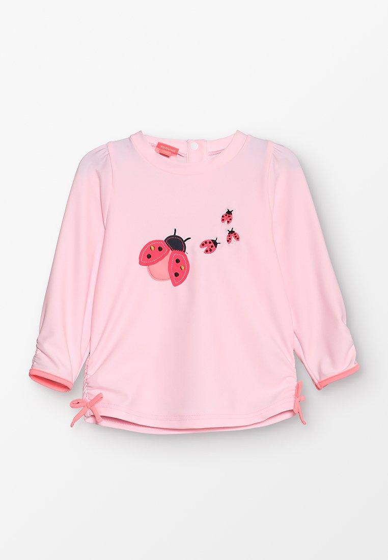Sunuva - BABY GIRLS CLASSIC RASH - Surfshirt - pink