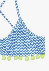 Sunuva - GIRLS FRILL  - Bikini - blue - 2