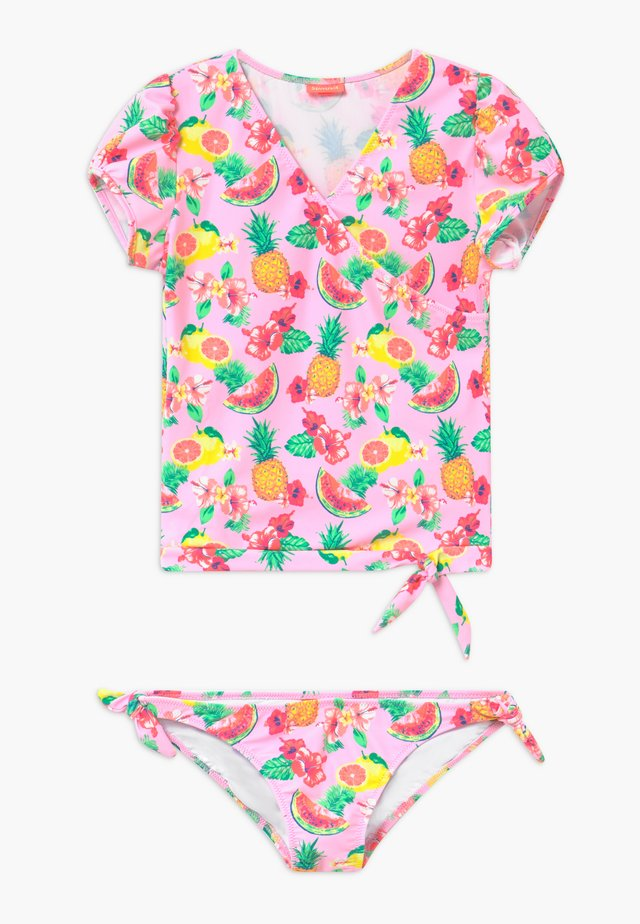 GIRLS ALOHA - Kostium kąpielowy - sunuva pink