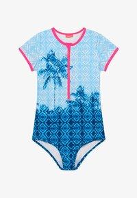Sunuva - TEEN GIRLS  SURF - Plavky - blue - 2