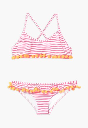 GIRLS SET - Bikini - hot pink