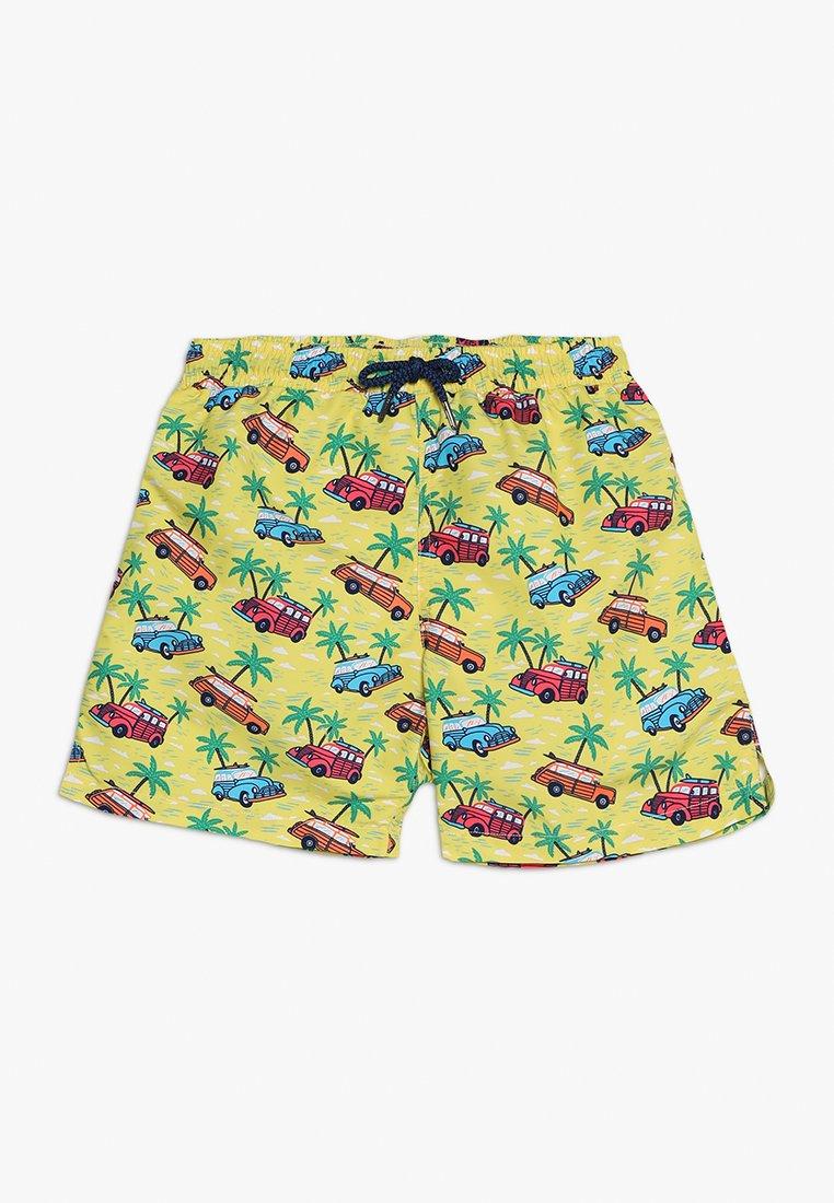 Sunuva - BOYS SWIM - Swimming shorts - yellow
