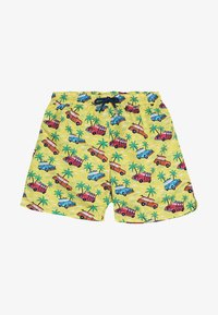 Sunuva - BOYS SWIM - Badeshorts - yellow - 3