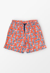 Sunuva - BOYS SWIM SHORT - Badeshorts - orange - 0