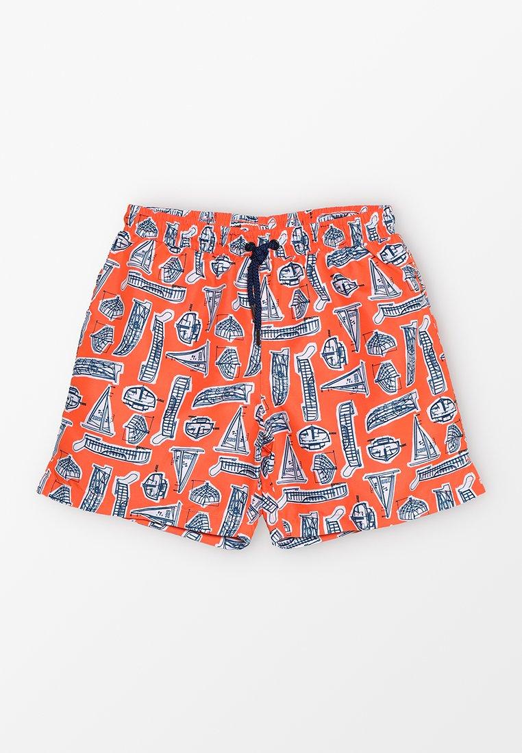 Sunuva - BOYS SWIM SHORT - Badeshorts - orange