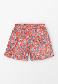 Sunuva - BOYS SWIM SHORT - Badeshorts - orange - 1