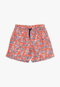 Sunuva - BOYS SWIM SHORT - Badeshorts - orange - 4