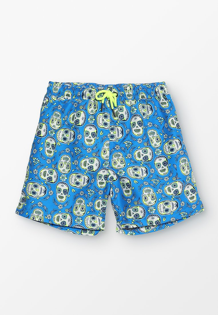 Sunuva - BOYS SWIM SHORT - Szorty kąpielowe - blue