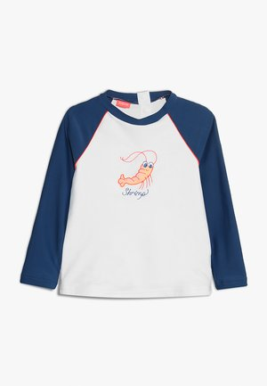 BABY BOYS RAGLAN RASH - Vesta do vody - navy
