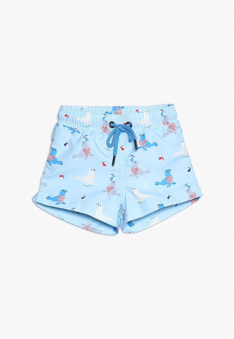 Sunuva - BABY BOYS SWIM SHORT - Szorty kąpielowe - baby blue
