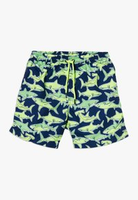 Sunuva - BOYS SHARK SWIM  - Badeshorts - navy - 0