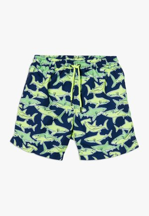 BOYS SHARK SWIM  - Szorty kąpielowe - navy